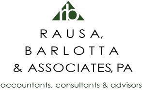 rausa barlotta accountants logo